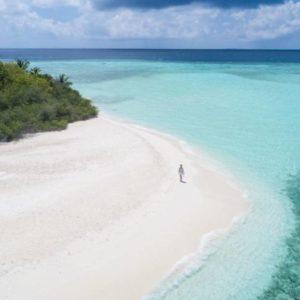 Malediven Strand und Meer